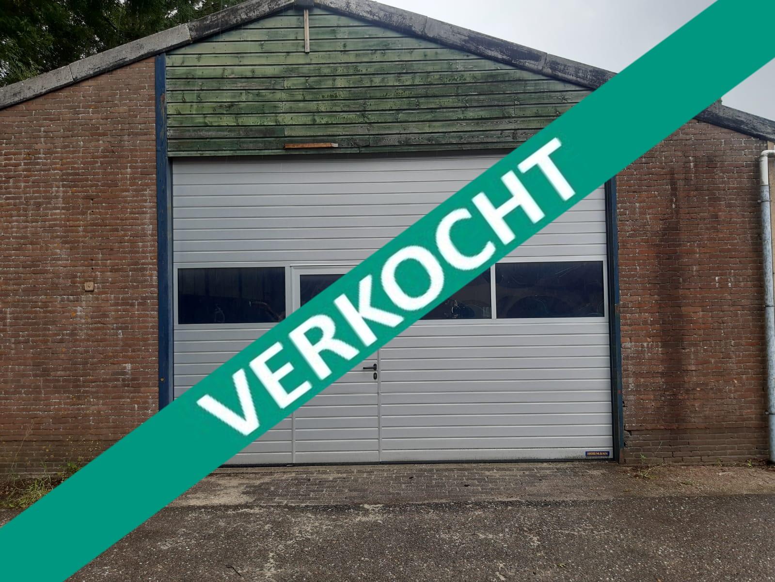 Roldeur Hasselt 5x3.5 1 verkocht